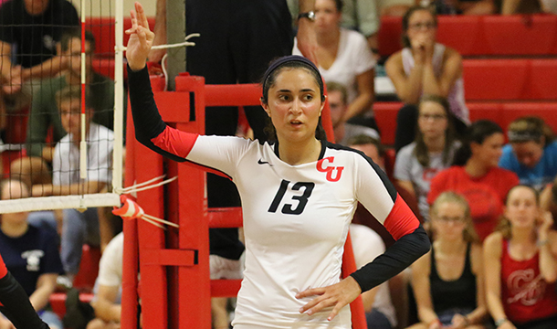 Ramos Nabs Another NEWMAC Player of the Week Honor
