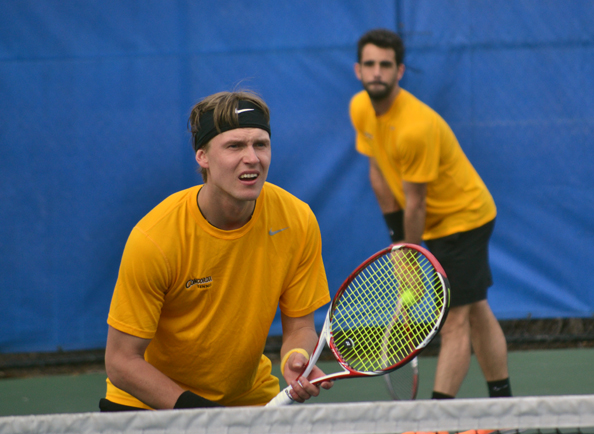 Concordia's Majauskas, Ojanen, and Piludu Named to ITA's All-America Teams