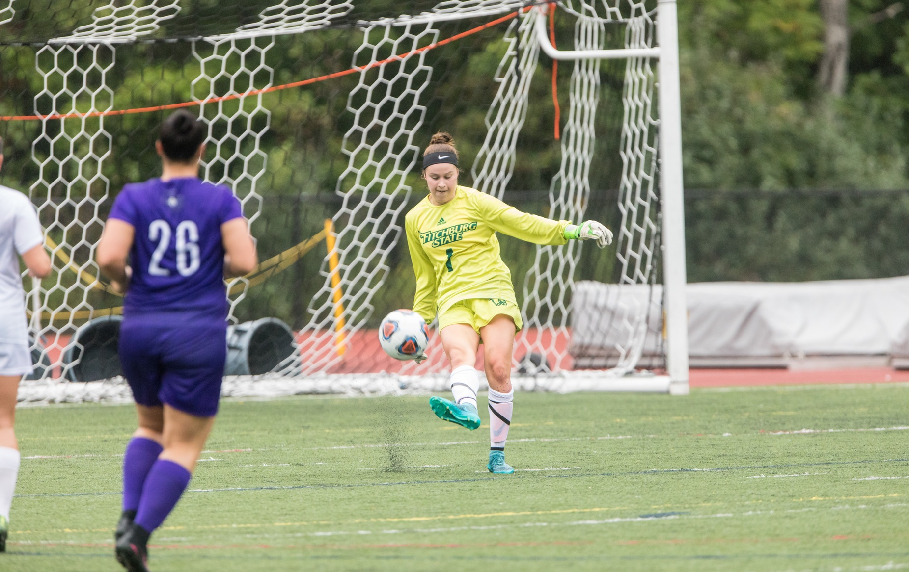 Falcons Blanked By Cougars, 3-0