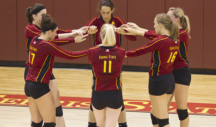 Ferris State To Host Annual Volleyball Invitational This Week