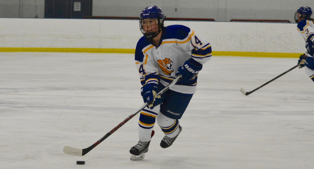 Women's Hockey Tames Mustangs 2-1