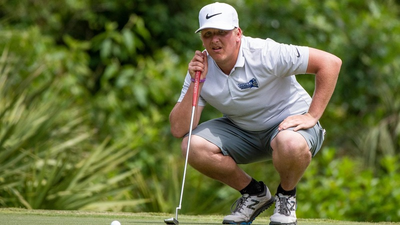 Men's Golf Shoots 294 on Second Day of NCAA Regionals