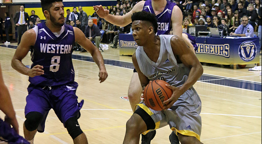 MBB | Voyageurs Outduel the Lancers at Home