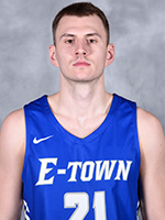 Men's Athlete of the Week - Connor Moffatt, Elizabethtown