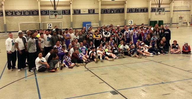SAAC Hosts 4th Annual Special Olympics Basketball Tournament