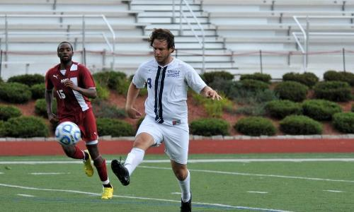 Wildcats Upend Men's Soccer