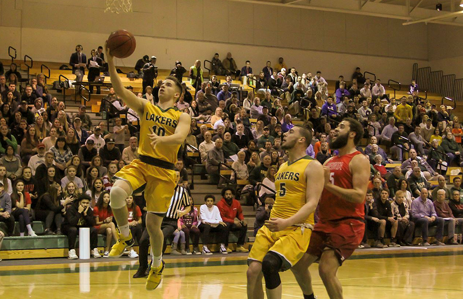 Oswego and Brockport to face off in men's basketball final