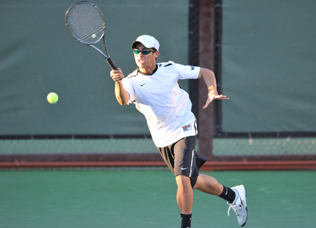 No. 50 Bronco Men's Tennis Travels to No. 35 Fresno State