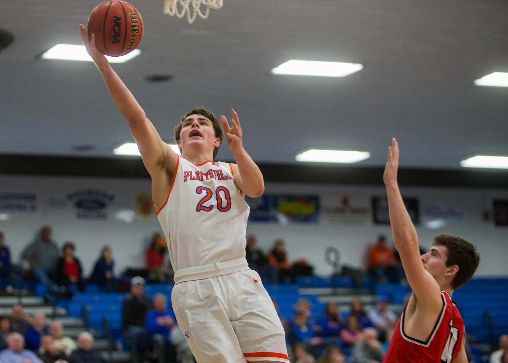 Pioneers clip Falcons