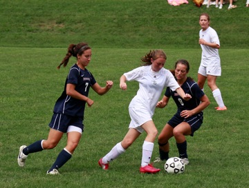 MBC Soccer Loses First Conference Game