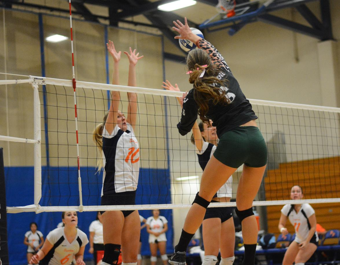 Yaxley becomes all-time kills leader at Pomona-Pitzer