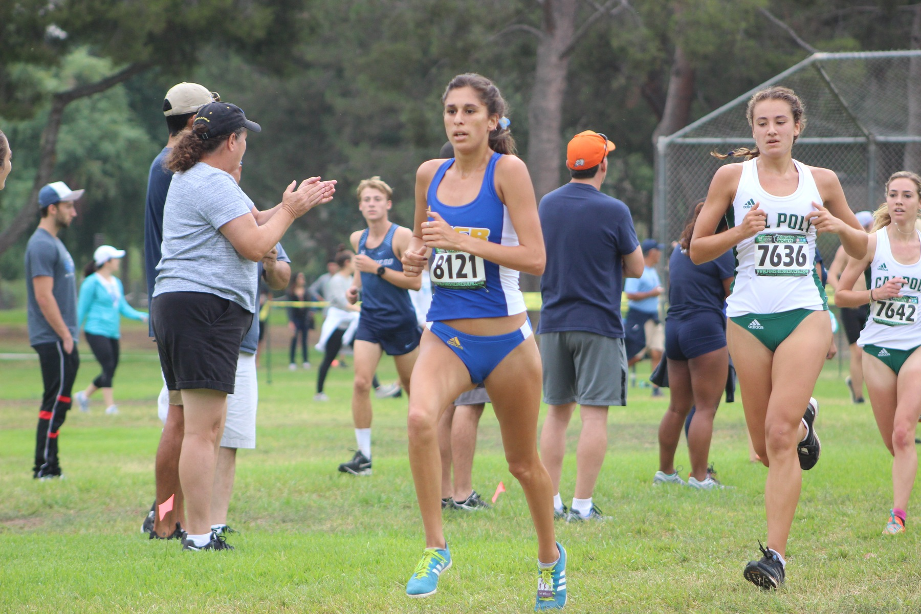 Camarena and Randazzo Sweep Big West Cross Country Athlete of the Week Honors