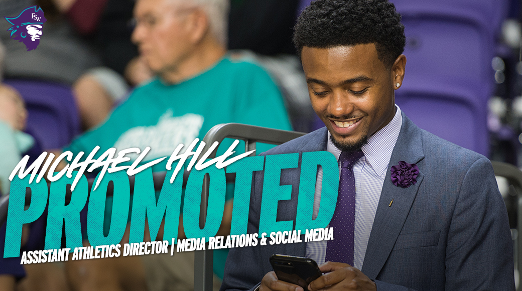 Hill Promoted To Assistant AD For Media Relations And Social Media