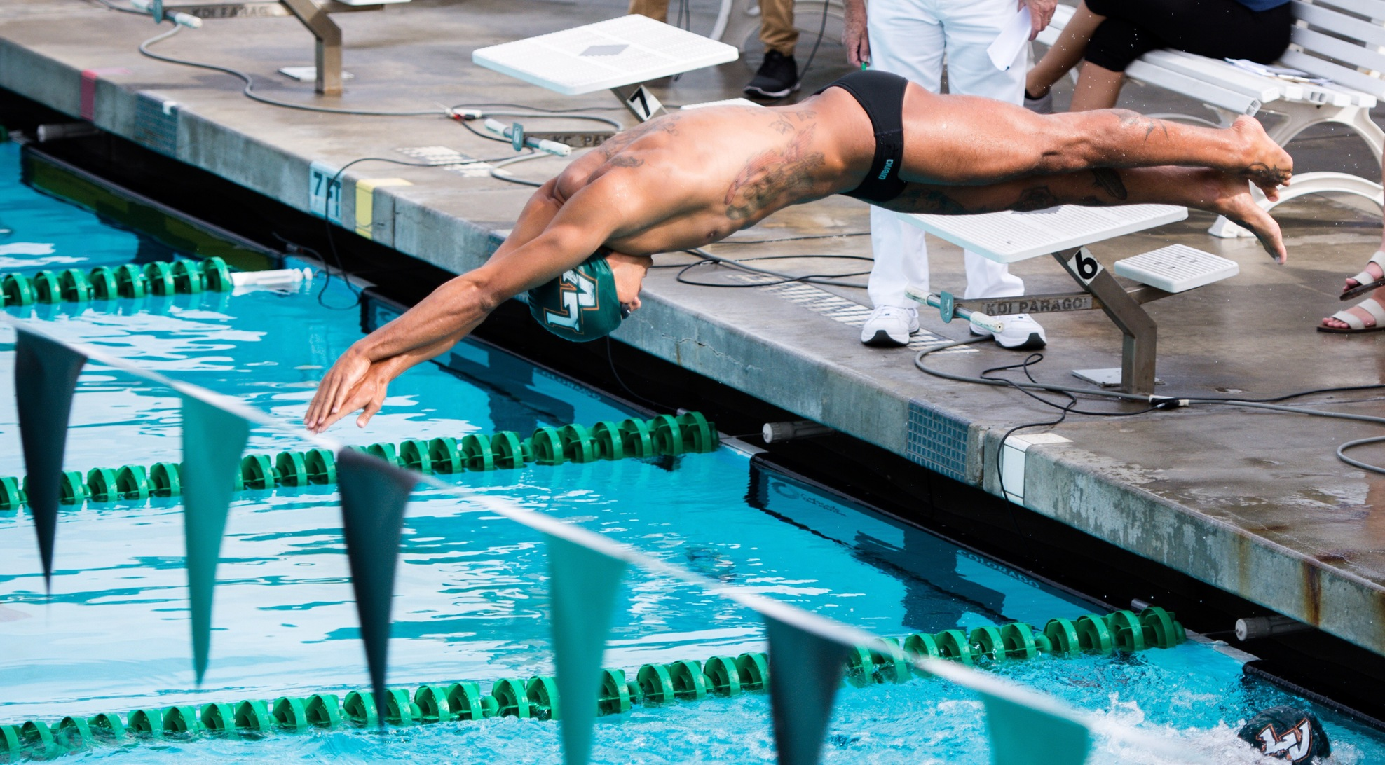 Polman named CollegeSwimming.com SCIAC Swimmer of the Week