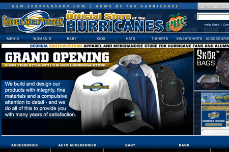 Hurricane fan shop launched