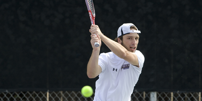 Chris Schommer named an ITA Academic All-American