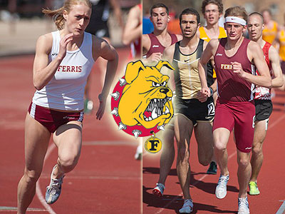 FSU Track Competes In Two Weekend Meets