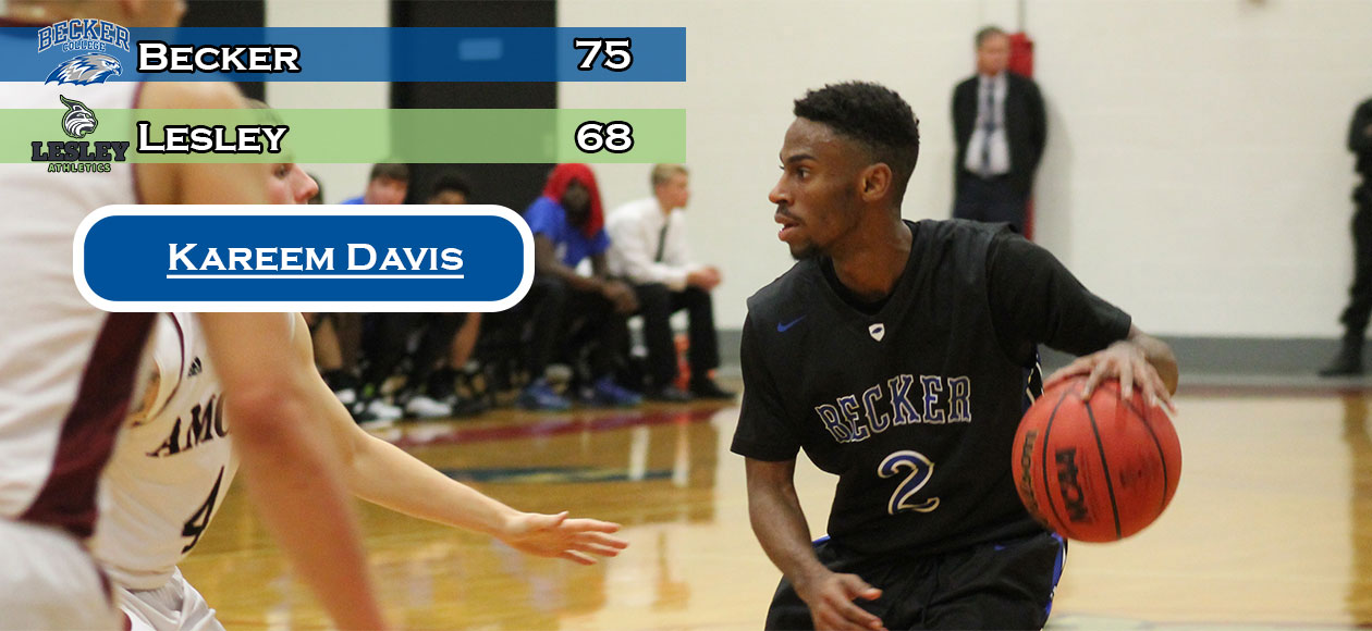Men's Basketball downs Lynx for third straight win