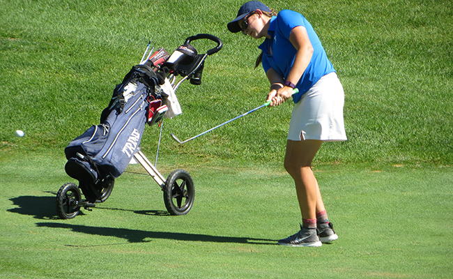Women's Golf Finishes Tied for Fifth at First MIAA Jamboree