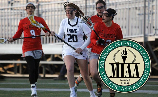 Schlueter Nabs All-MIAA Honors