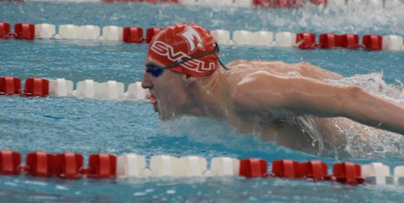 Swimming & Diving Continues Winning Streak at Malone
