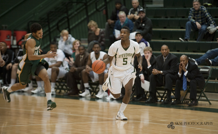 Second Half Carries Mustangs to 90-79 Home Victory Versus Skidmore