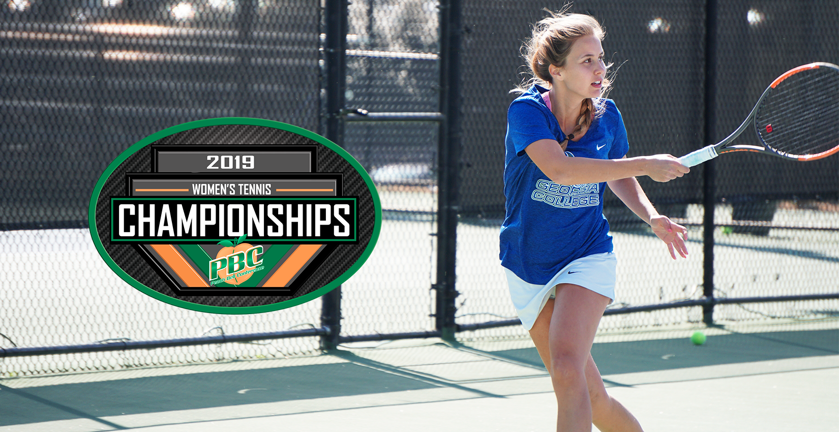 Kim Yatribi and the GC Women's Tennis team prepare for PBC Championships