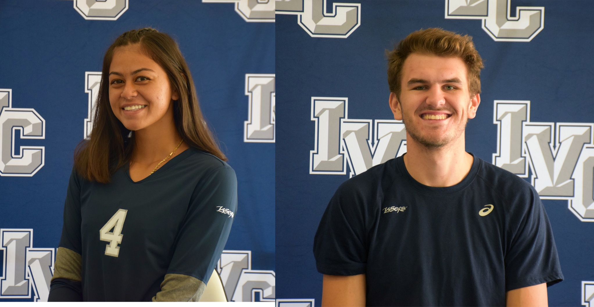 Ka'awaloa and August named Irvine Valley's athletes of the year