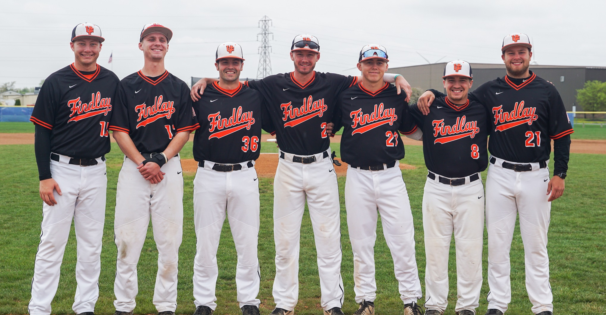 Memorable Moments Highlight Senior Day Split with Cedarville