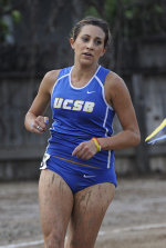 Moreno's Record Run Leads 1-2-3 Finish as Gauchos Win 2nd Straight Big West Crown