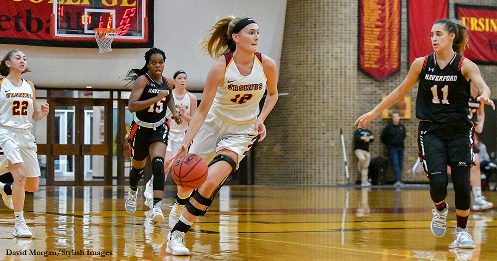 Women's Basketball Stifles Shorewomen