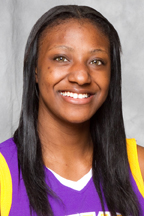 T'Keyah Williams full bio