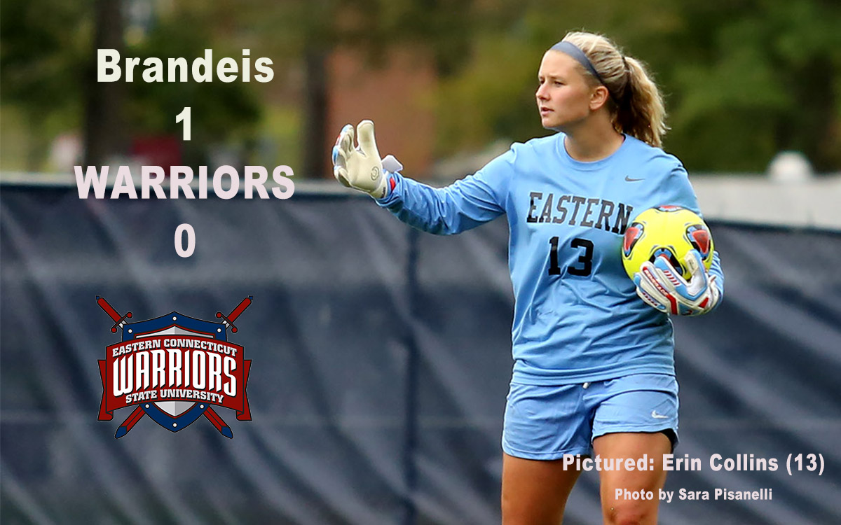 Women's Soccer: Defense Keeps Warriors Close in Non-Conference Loss to No. 13 Team