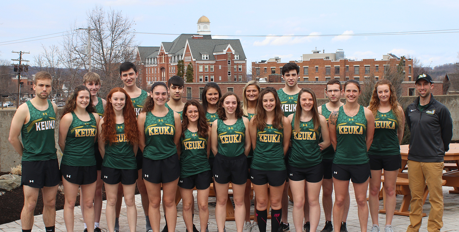 Keuka College Track and Field Makes Debut