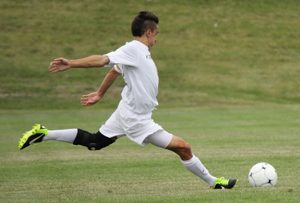 Men's Soccer Falls to SUNYIT