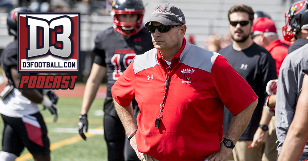 Gutelius Joins the D3football.com Podcast - Listen Now!