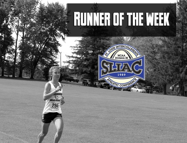 Jessie Kuykendall Wins Fourth Runner of the Week Award