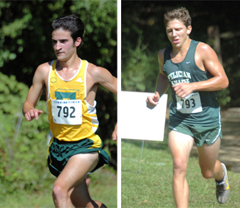 Albano, Trumbetti Make Men's Cross-Country All-Region Squad