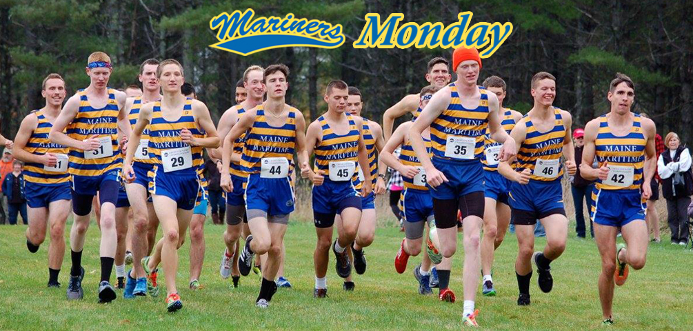 Mariners Monday: Men's Cross Country