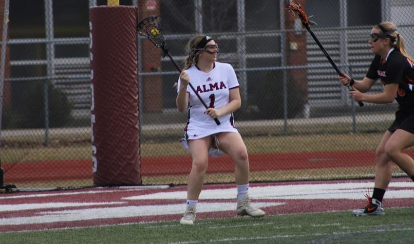 Women's Lacrosse Suffers Late Loss to Trine