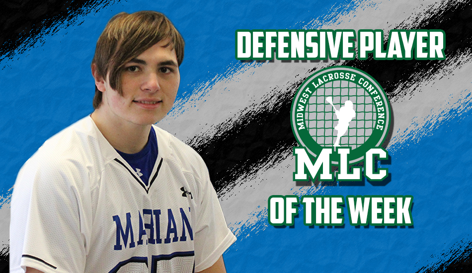 Johnny Estrada MLC player of the week graphic.