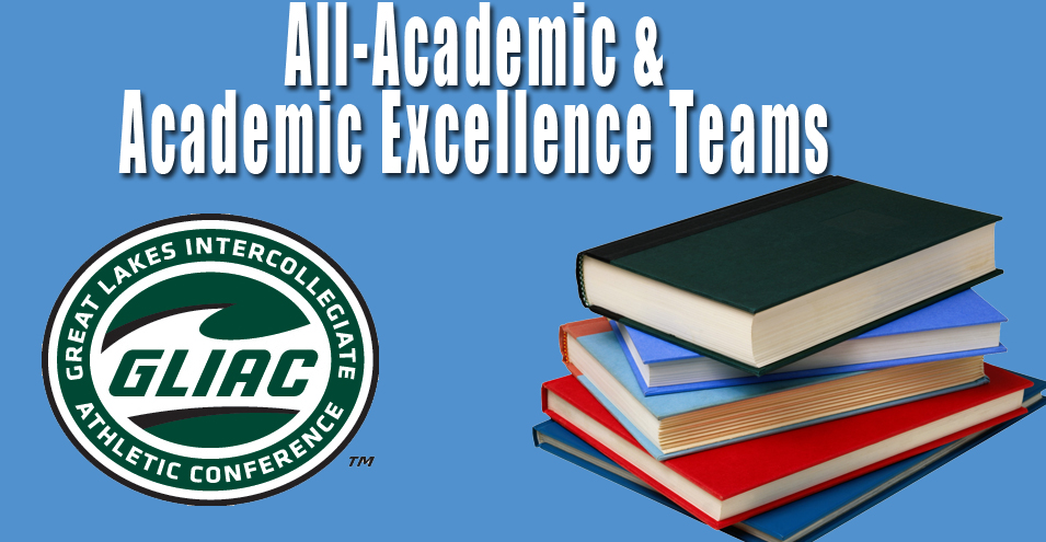 52 Student-Athletes Named to GLIAC All-Academic Teams
