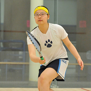 #23 Squash Defeats #22 Wellesley; Advances to CSA Consolation Final