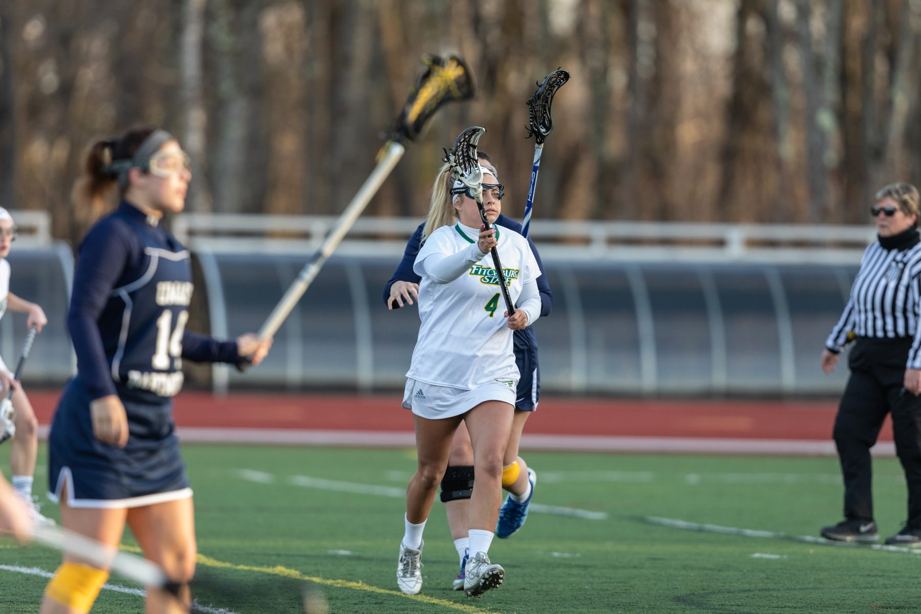 Falcons Clipped by Salem State, 10-9