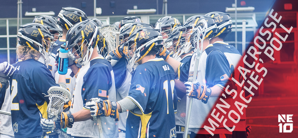 Merrimack Picked by NE10 Coaches to Take NE10 Men's Lacrosse Title this Spring