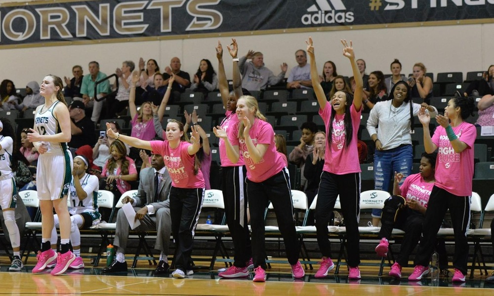 WOMEN'S HOOPS GOES BACK-TO-BACK, DEFEATS MONTANA 79-64 ON KAY YOW DAY AT THE NEST
