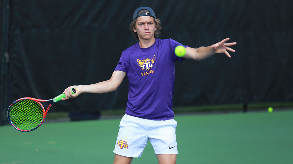 Tech tennis earns two singles nods in season-opening defeat at No. 21 Mississippi State