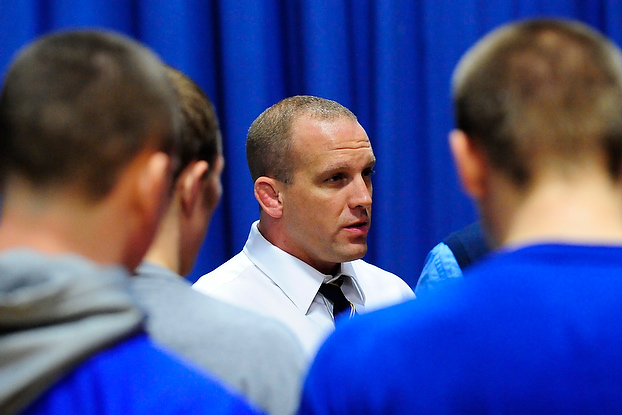 Coach Rogers Talks F&M Wrestling