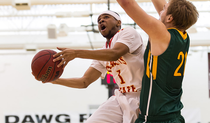 Ferris State Tops Northern Michigan In Exciting GLIAC North Showdown