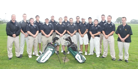 2010-11 Men's Golf Season Recap